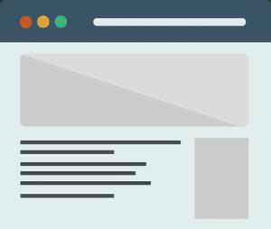 Webdesign Vorlage