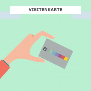Visitenkarte erstellen lassen