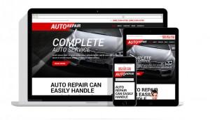 Website für Werkstatt