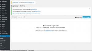 WordPress umziehen kostenlos