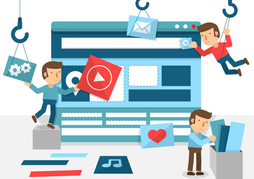 Webdesign Grundlagen - Homepage selbst erstellen